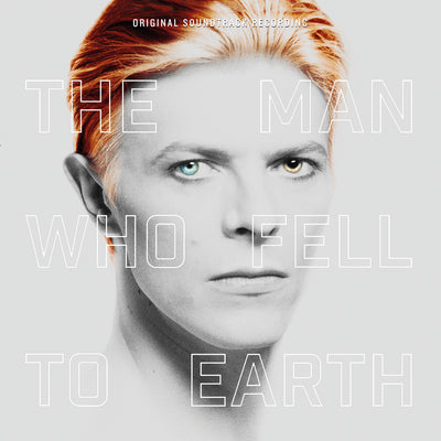 MAN WHO FELL TO EARTH / O.S.T. - MAN WHO FELL TO EARTH / O.S.T. (CD)