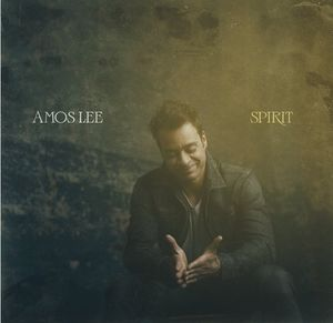 AMOS LEE - SPIRIT - CD New