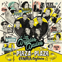 ANGELES AZULES - DE PLAZA EN PLAZA: CUMBIA SINFONICA - CD New