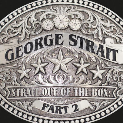 GEORGE STRAIT - STRAIT OUT OF THE BOX PART 2 - CD New