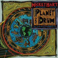 HART, MICKEY - PLANET DRUM (Vinyl LP) - Vinyl New