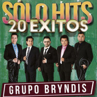 GRUPO BRYNDIS - SOLO HITS 20 EXITOS (CD)