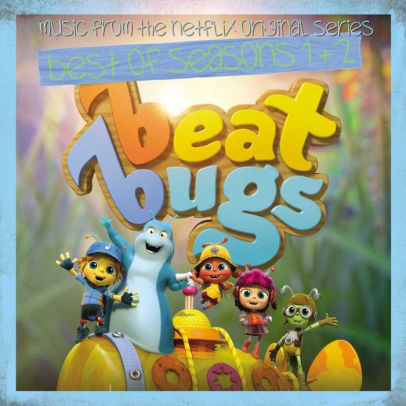 BEAT BUGS - BEAT BUGS: BEST OF SEASON 1 & 2 (CD) - CD New