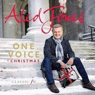 ALED JONES - ONE VOICE AT CHRISTMAS - CD New