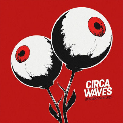 CIRCA WAVES - DIFFERENT CREATURES - CD New