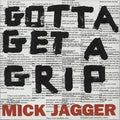 MICK JAGGER - GOTTA GET A GRIP / ENGLAND LOST - CD New Single