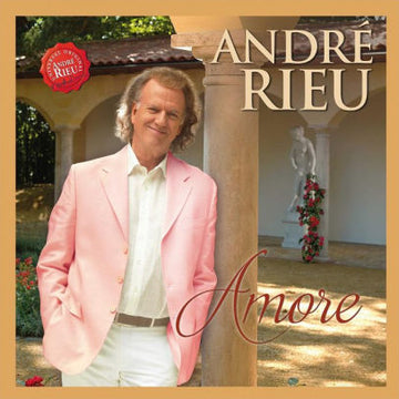 ANDRE / JOHANN STRAUSS ORCHESTRA RIEU - AMORE - CD New