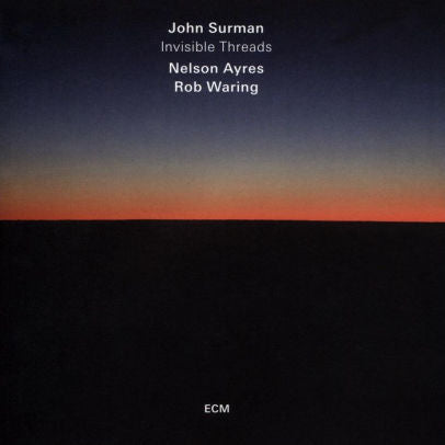SURMAN, JOHN - INVISIBLE THREADS (CD)