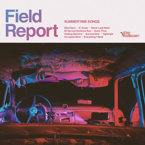 FIELD REPORT - SUMMERTIME SONGS (Vinyl LP)