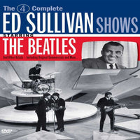 BEATLES - COMPLETE ED SULLIVAN SHOWS STARRING THE - Video DVD