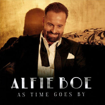 ALFIE BOE - AS TIME GOES BY - CD New
