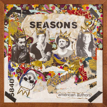 AMERICAN AUTHORS - SEASONS - CD New