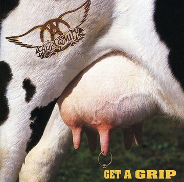 AEROSMITH - GET A GRIP - CD New