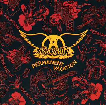 AEROSMITH - PERMANENT VACATION - CD New