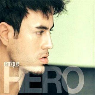 ENRIQUE IGLESIAS - HERO - CD Used Single