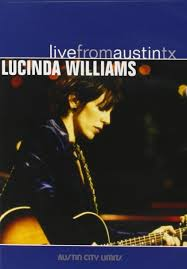 WILLIAMS, LUCINDA - LIVE FROM AUSTIN, TX (DVD)