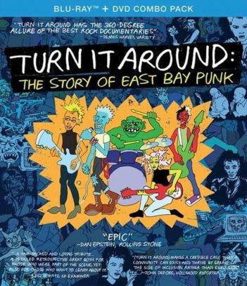 TURN IT AROUND: STORY OF EAST BAY PUNK - TURN IT AROUND: STORY OF EAST BAY PUNK (DVD)