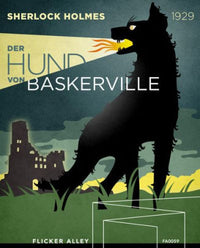 DER HUND VON BASKERVILLE-HOUND OF THE BA - DER HUND VON BASKERVILLE-HOUND OF THE BA - Video BluRay