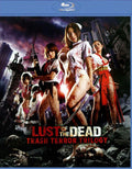 LUST OF THE DEAD: TRASH TERROR TRILOGY - LUST OF THE DEAD: TRASH TERROR TRILOGY (Blu Ray) - Video BluRay