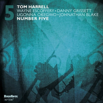 HARRELL, TOM - NUMBER FIVE (Vinyl LP)