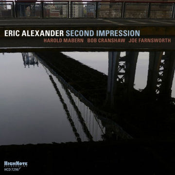 ALEXANDER, ERIC - SECOND IMPRESSION (CD)