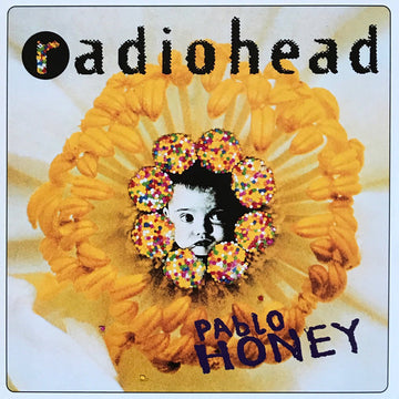 RADIOHEAD - PABLO HONEY - Vinyl New