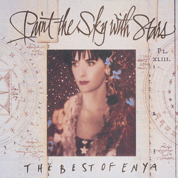 ENYA - PAINT THE SKY WITH STARS:THE BEST OF ENY - CD Used