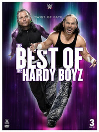 WWE: TWIST OF FATE - BEST OF THE HARDY B - WWE: TWIST OF FATE - BEST OF THE HARDY B