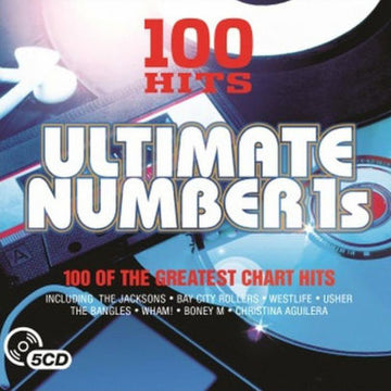 100 HITS: ULTIMATE NUMBER 1S / VARIOUS - 100 HITS: ULTIMATE NUMBER 1S / VARIOUS - CD New