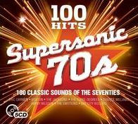 100 HITS: SUPERSONIC 70S / VARIOUS - 100 HITS: SUPERSONIC 70S / VARIOUS - CD New