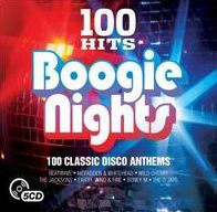 100 HITS: BOOGIE NIGHTS / VARIOUS - 100 HITS: BOOGIE NIGHTS / VARIOUS - CD New