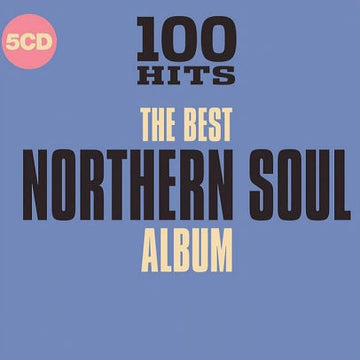 100 HITS: THE BEST NORTHERN SOUL ALBUM / - 100 HITS: THE BEST NORTHERN SOUL ALBUM / - CD New