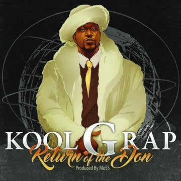 KOOL G RAP - RETURN OF THE DON (Vinyl LP)