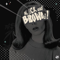 BLACK MILK / BROWN, DANNY - BLACK & BROWN (Vinyl LP)