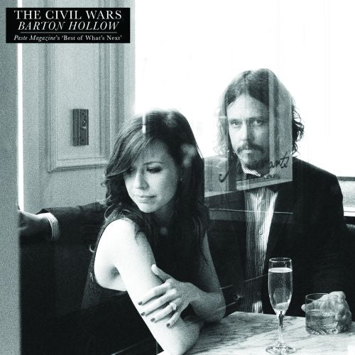 CIVIL WARS - BARTON HOLLOW (Vinyl LP)