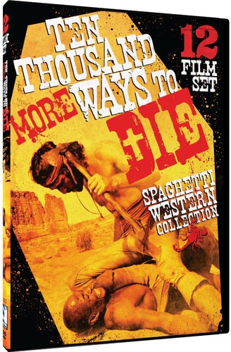 10  000 MORE WAYS TO DIE - SPAGHETTI WES - 10 000 MORE WAYS TO DIE - SPAGHETTI WEST - Video DVD