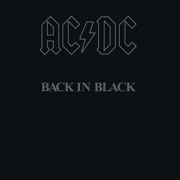 AC/DC - BACK IN BLACK (Vinyl LP) - Vinyl New