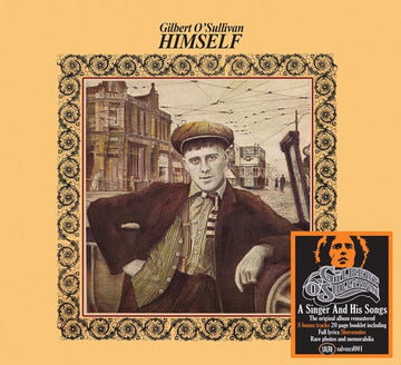 GILBERT O'SULLIVAN - HIMSELF - CD New