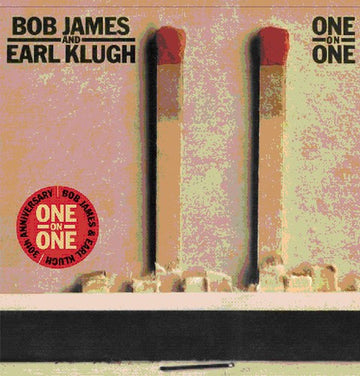 JAMES,BOB / KLUGH,EARL - ONE ON ONE - CD New