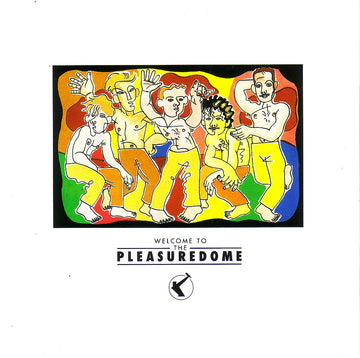 FRANKIE GOES TO HOLLYWOOD - WELCOME TO MY PLEASUREDOME - CD New