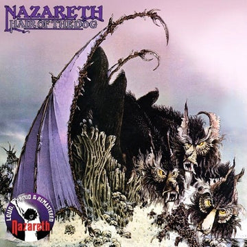 NAZARETH - HAIR OF THE DOG - CD New