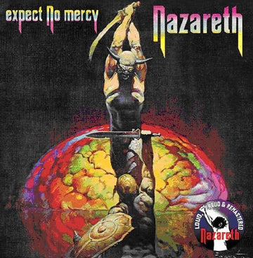 NAZARETH - EXPECT NO MERCY - CD New