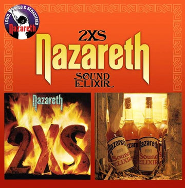 NAZARETH - 2XS / SOUND ELIXIR - CD New