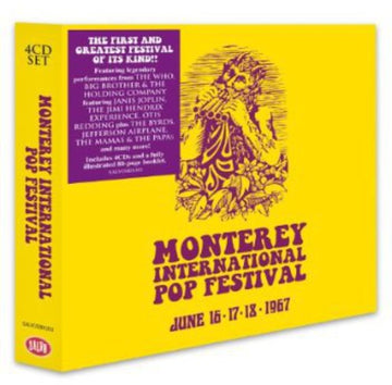 MONTEREY POP / VARIOUS - MONTEREY POP / VARIOUS - CD New