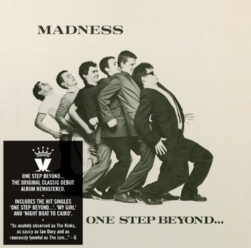 MADNESS - ONE STEP BEYOND - CD New