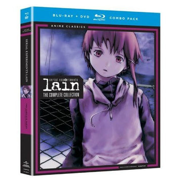 SERIAL EXPERIMENTS LAIN: COMPLETE SERIES - SERIAL EXPERIMENTS LAIN: COMPLETE SERIES (Blu Ray) - Video BluRay