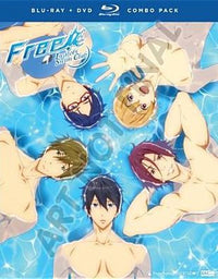 FREE - IWATOBI SWIM CLUB: SEASON ONE - FREE - IWATOBI SWIM CLUB: SEASON ONE