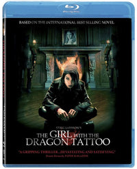 GIRL WITH THE DRAGON TATTOO - GIRL WITH THE DRAGON TATTOO (Blu Ray) - Video BluRay