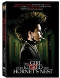 GIRL WHO KICKED THE HORNET'S NEST - GIRL WHO KICKED THE HORNET'S NEST (DVD) - Video DVD