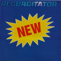 REGURGITATOR - NEW - CD New Single